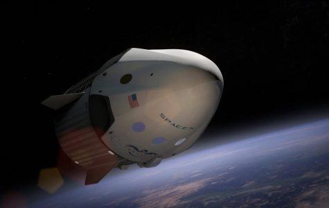 Space X's rockets.