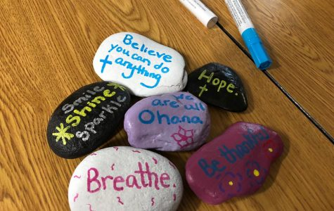Kindness Rocks NHS