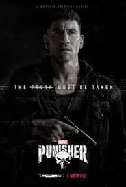 The Punisher, a 13 episode Netflix Original show premiered November 17, 2017.