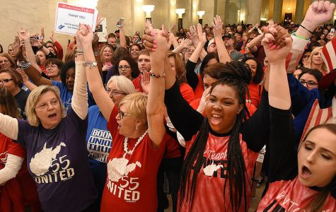 West Virginia's Teachers on Strike for Nine Days