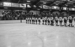 Seniors Score Milestone Hockey Goals