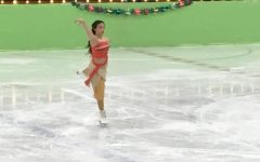 Moana on Ice