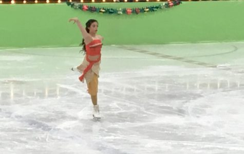 Moana on Ice