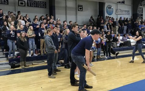 The Great Pep Rally Crisis of 2019