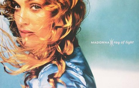 Madonna's 1998 album Ray of Light