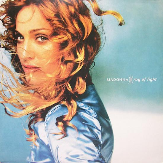 Madonna's 1998 album Ray of Light