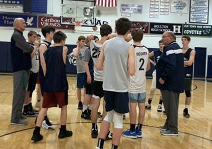 JV II Boys Basketball Eliminated Due to Low Numbers