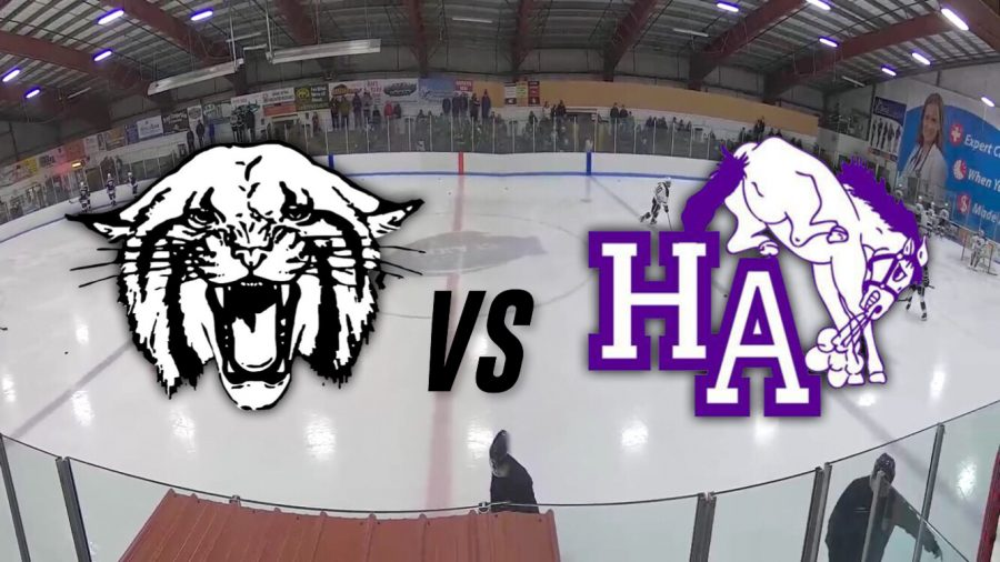 Presque Isle vs Hampden Academy (1/11/20) Hockey Highlights