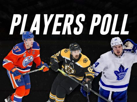 Connor McDavid, Brad Marchand and Auston Matthews, three of the league's premier stars.