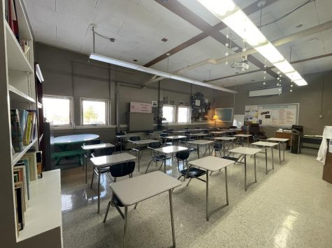 Presque Isle High School Forced to Shut Down Yet Again