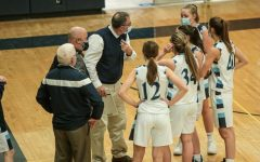 Navigation to Story: Varsity Girls Complete Perfect Regular Season With Senior Night Victory