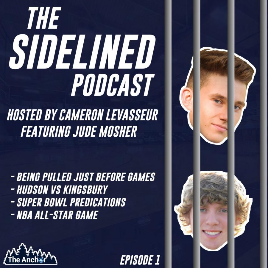 The Sidelined Podcast: Episode 1 Featuring Jude Mosher