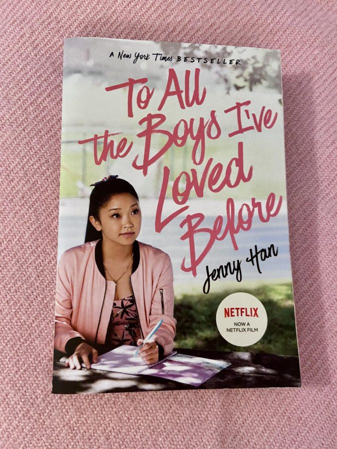 "The movie trilogy ""To All The Boys I've Loved Before"" was written as a book series first, before being adapted."
