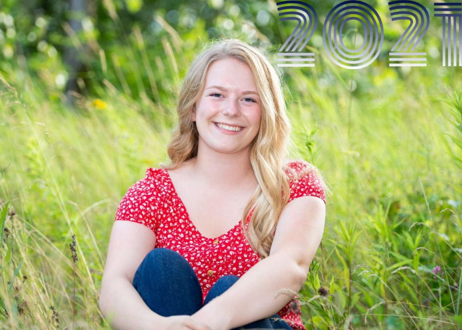 SENIOR SHOWCASE  This is Jenna Ouellette - Her fondest PIHS memories were all the times she was almost killed in Bethany's car trying to get back to lunch on time. She plans on going to Husson University to study occupational therapy.