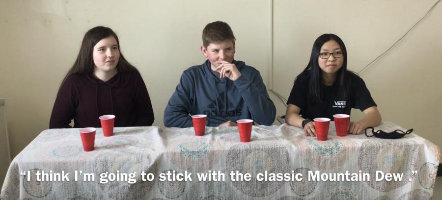 Taste Testing Madness