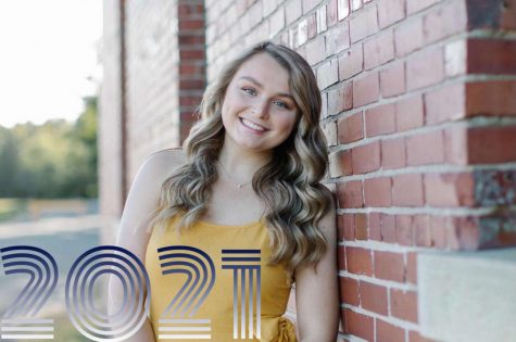 SENIOR SHOWCASE  This is Meg Casavant - Her fondest PIHS memory is when her class won the jug for the first time at a pep rally. She plans to attend the University of Maine to earn her BS in nursing and become a Nurse Practitioner.